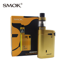Original Smok Marshal G320 Kit With 5ml TFV8 Big Baby Tank Marshal G320 Mod Smok Electronic Cigarette Vape