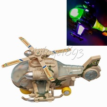 2015 New 3225 Electric Flash light Airplane Simulate Military Equipment Army Aircraft Cool plane toys for kids Children