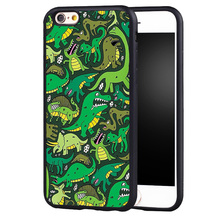 Coque Dragon dinosaur pattern Phone Case Skin Shell for Samsung Galaxy s4 s5 s6 S7 edge S8 plus note 2 3 4 5