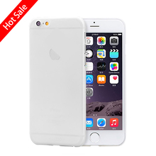 Transparent phone cases For iphone 6 6s 5s SE All inclusive protective cover Ultra thin matte soft Mobile Phone Bag Case