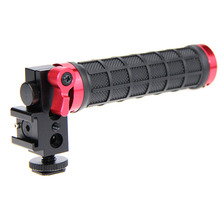 Video Stabilizing Top Handle Rig Hand Grip Handle Grip Support Stand Stabilizer + Cold Shoe Extender for DSLR Camera C1256