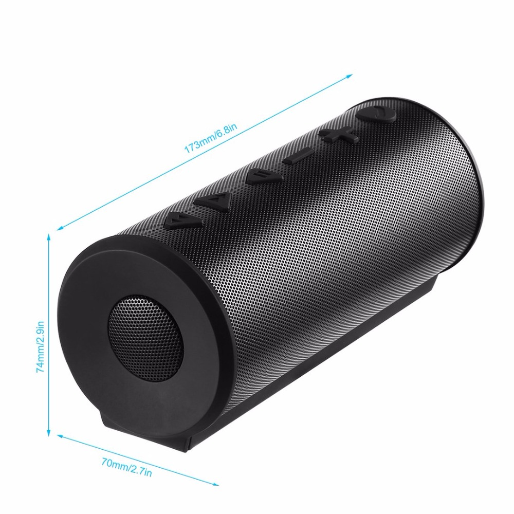 FGHGF MagicBox Stereo Bluetooth 4.0 Speaker With 3D Surround Sound Subwoofer Ondersteuning Tf-kaart AUX Handsfree Speaker