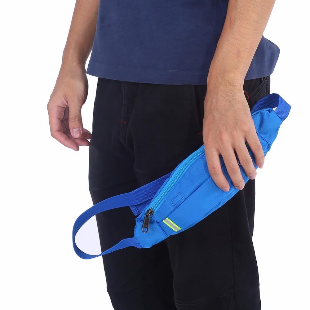 Riñonera bellybag Hi-Tec riñonera Bolsa de cadera bandolera bolso deportivo