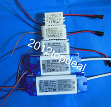 1-30x3w LED Driver Power Supply Transformer Light Power Supply F 3w LED Chip(China)