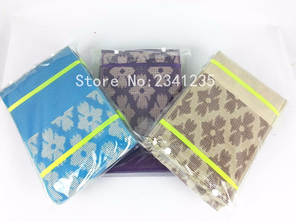 AS04Latest african gele headtie and Plain African Aso Oke for party or wedding, many colors available Free shipping Hot sale.(China)