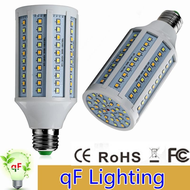 Super Bright 20W 3 Sections Dimmable LED Lamp E27 E14 B22 2835SMD 85-265v Lampada LED Light Lanterna Corn Bulbs Spotlight<br><br>Aliexpress