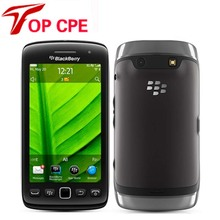 Refurbished unlocked 9860 Original phone Blackberry Touch 9860 5MP camera mobile Phone 3G GPS WIFI free shipping(China)