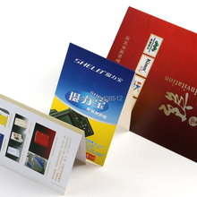 custom design one fold greeting cards/wedding card/thank you card/post card printing(China)
