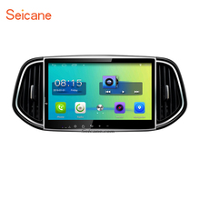 "10.1"" Android 6.0 Radio For 2014-2015 KIA KX3 GPS Navigation system support USB Bluetooth Music 1080P Video Mirror Link OBD2"