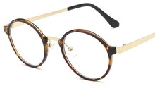 The new metal flat lens general students glass frame box with myopia frames restoring ancient ways men and women