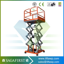 Warehouse Used Hydralic Mini Table Lifter(China)