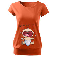 MUQGEW Ropa de mujer Maternity Clothing Women Pregnancy Clothes Cute Funny Baby Letter Print Short Sleeve T-shirt Pregnant Tops(China)