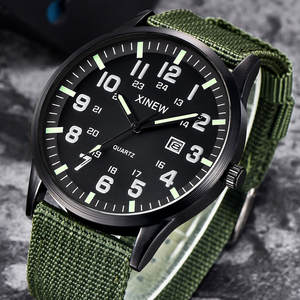SWatch Men Army Strap...