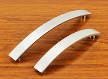Furniture Hardware  Kitchen Door Handles And Drawer Cabinet Bar Handle  (C.C.:96mm,Length:114mm)