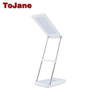 ToJane TG955 LED Desk Lamps Eye-Care Night Light Portable Power Bank 3000mAh Rechargeable Table Lamp Folding Travel Reading Lamp