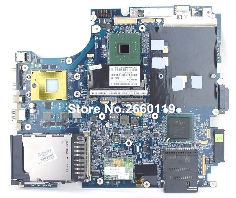 100% Working Laptop Motherb For HP NW9440 NX9420 409959-001 System Board Fully Tested <br><br>Aliexpress