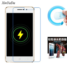 XinYaDa Soft Glass Nano Explosion proof Screen Protector Protective Lcd Film Guard For Doogee X10