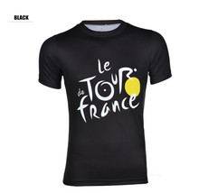Tour De France Racing Pro Cycling Jersey Men Bicycle Sports Wear Shirt MTB Cycling Clothing Tops Bike Maillot Ciclismo #RB-062