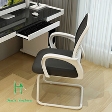 Beauty even feng home computer chair swivel chair dormitory staff office chair engineering chair bow net cloth seats(China)