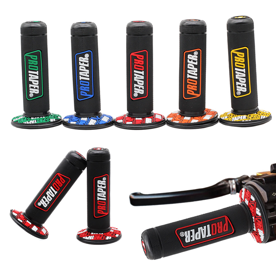 Grip-Gel Mx-Handlebar Motorcross Rubber Protaper Dirt-Pit-Bike Ktm Crf for 7/8-EXC YZF title=