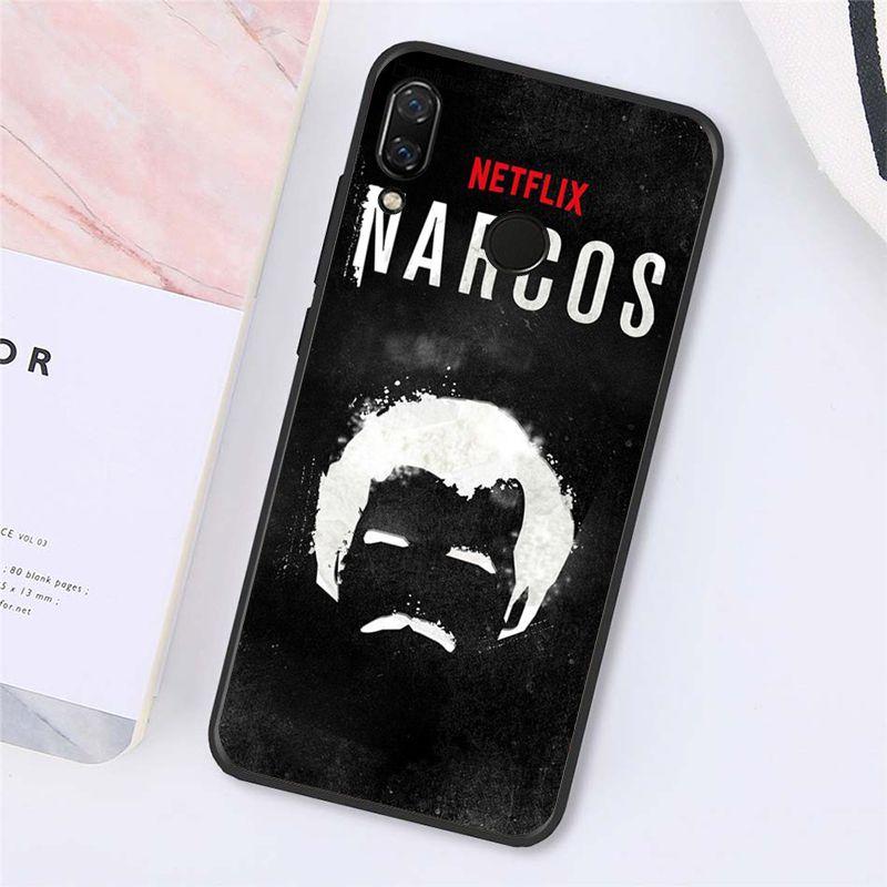 Narcos TV series Pablo escobar