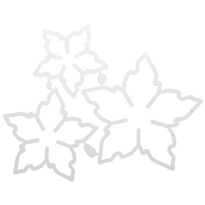 New Flower Metal Cutting Dies Cutting Stencils Scrapbooking Album Decoration DIY