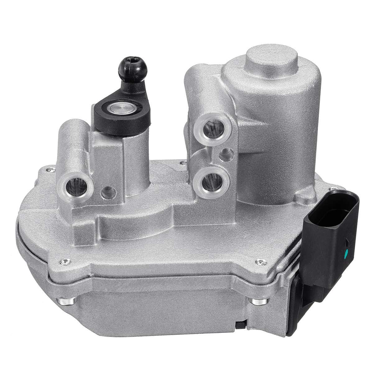 Intake Manifold motor Actuator 4-pin Audi VW 2.7 3.0 TDI 059129086D 2pcs