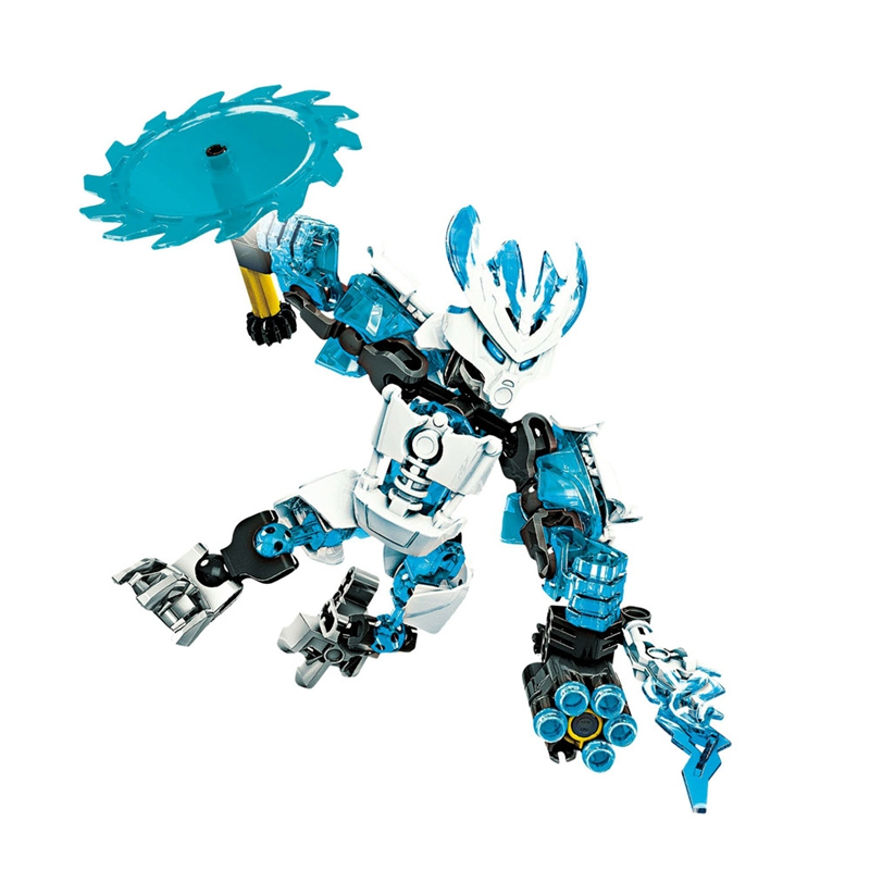 BIONICLE Earth Block Figures KSZ706-5 Nuva Air Model Fire Movie Set Ice Mata Nui Toa Stone Building Blocks Toys For Children Kit