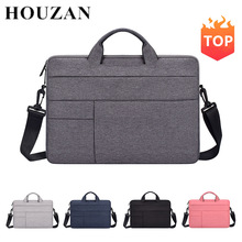 Laptop-Bag Briefcase Handbag Computer-Shoulder Office Waterproof Portable Women Notebook