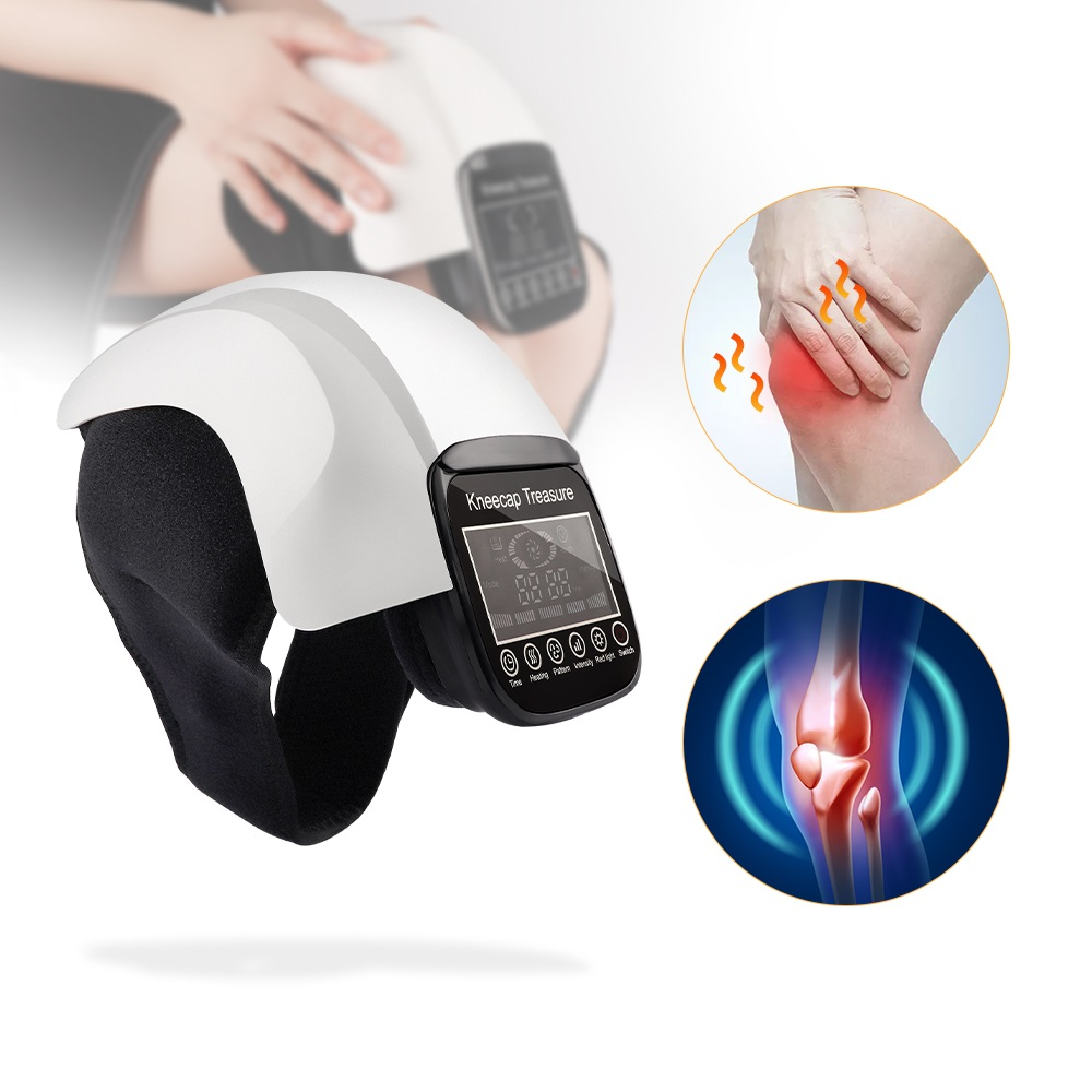 Electronic Knee Massager Machine For Pain Relief