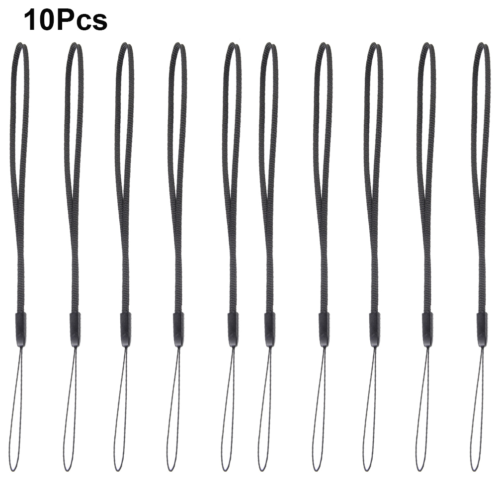 20pcs Flashlight Lanyard Belt Cord Paracord Key Chain String Webbing Rope