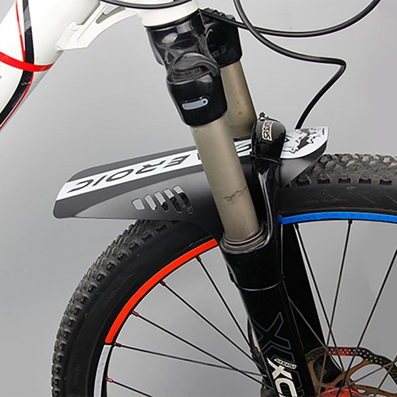 Guardabarros de bicicleta ultra ligero f/ácil de instalar MTB guardabarros guardabarros guardabarros guardabarros alas para bicicleta delantero trasero piezas de bicicleta #Pennytupu