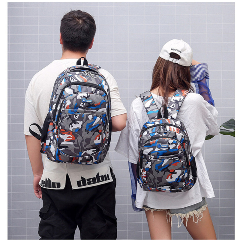 2020 Camouflage School Bags For Boys Girls Children Backpack Kids Book Bag Mochila Escolar Schoolbag Schooltas Cartable Enfant