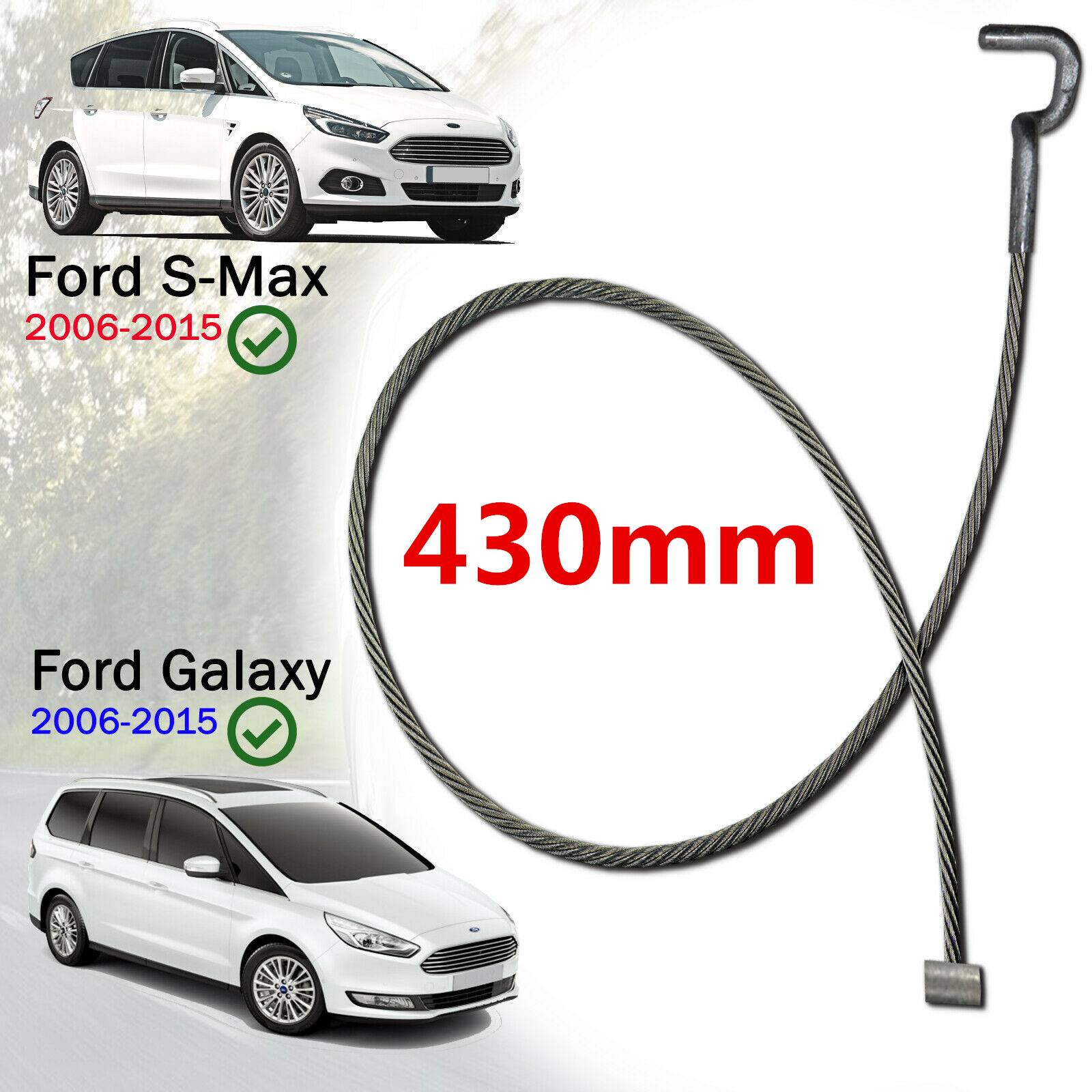 Electronic Handbrake Cables Kit For Ford Focus C-Max 2003-2008 2pcs