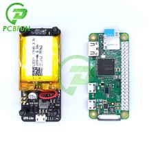 Power-Hat-Board Ups Lite Raspberry Pi Lithium-Battery Zero Electricity New with 1000mah-Polymer
