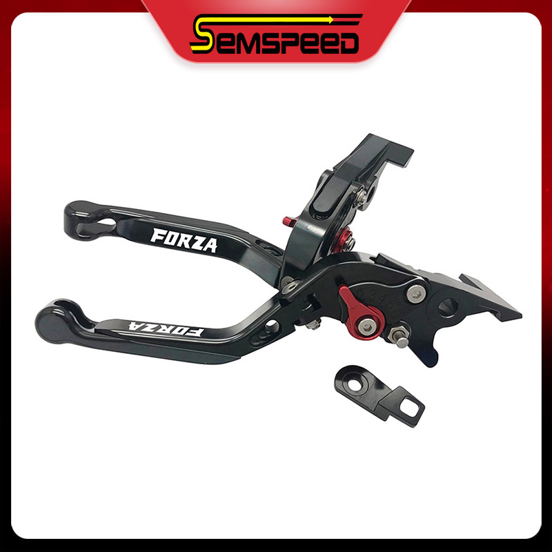Parking-Levers Extendable-Brake-Lever SH300 Forza Motorcycle Honda Folding NSS300 MF13 title=