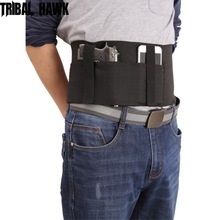 Holster Hand-Gun Belly-Band Pistol Glock Police Tactical Pouch Right Hunting Left Outdoor