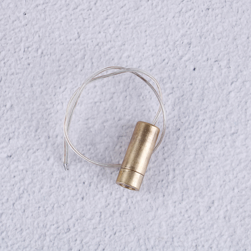 1pc Line Laser Diode Module Head Focusable Glass Lens 23mm*9mm