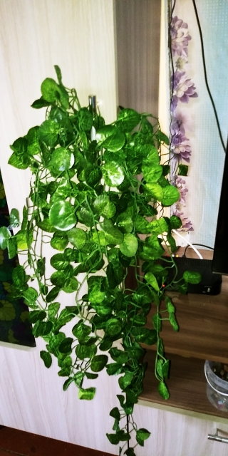 Artificial Fake Hanging Vine Plant