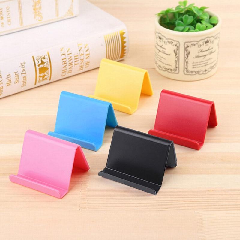 Mobile-Phone-Holder-Table-Desktop-Stand-Plastic-Desk-Mount-Candy-Color-Mini-Portable-Holder-Universal-Bracket (1)