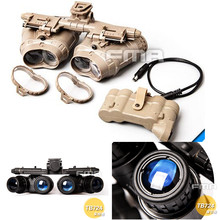 Helmet-Accessory Military-Model Nvg Dummy Airsoft Night-Vision Tactical Goggle Fma 18