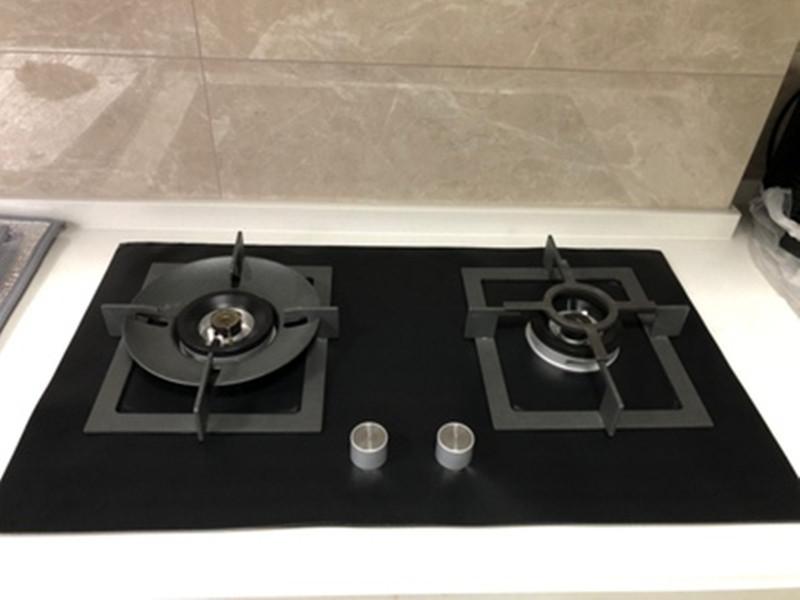 Protect Cook, le protecteur de cuisinière à gaz réutilisable
