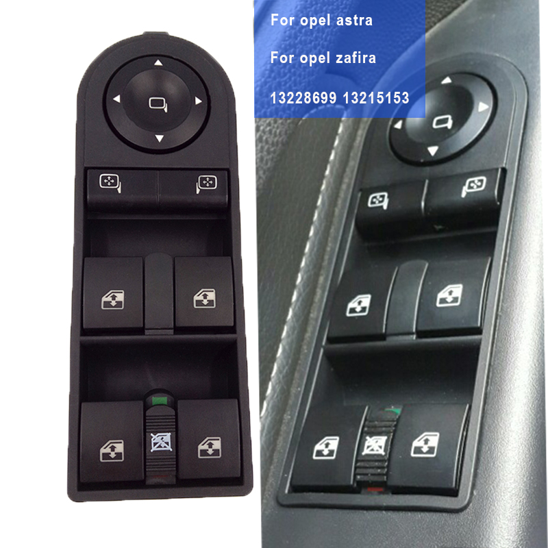 Front Left driver Side Power Window Master switch 13215153/13228877/