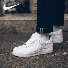 Skateboard Shoes Classic Air-Force Nike Fashion YS Original Breathable Outdoor Men 1-Af1