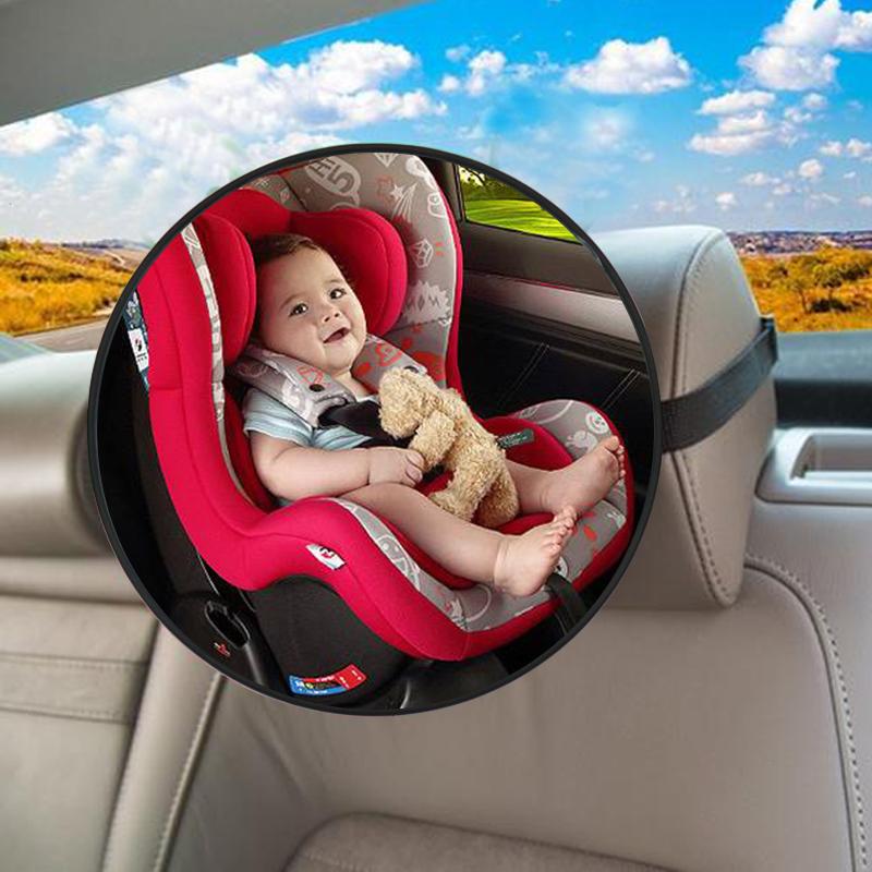 Baby backseat car mirror
