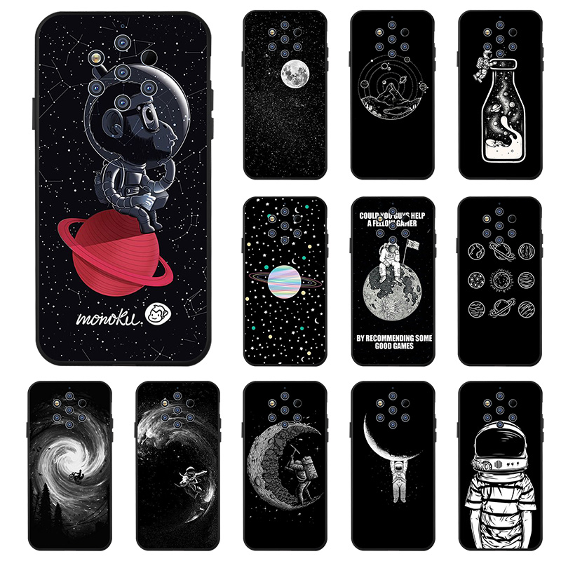 3D DIY Phone Case For Nokia 8.1 7.1 6.1 3.1 2.1 Plus X3 X5 X6 2018 Case Silicone Soft TPU Back Cover For Nokia 9 PureView Bumper