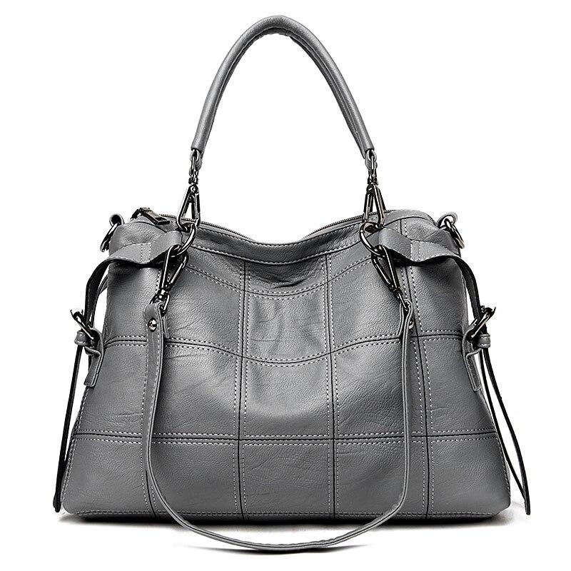 Yonder брендовые модные женские сумки через плечо для женщин 2020 роскошные кожаные серые ручные сумки для женщин