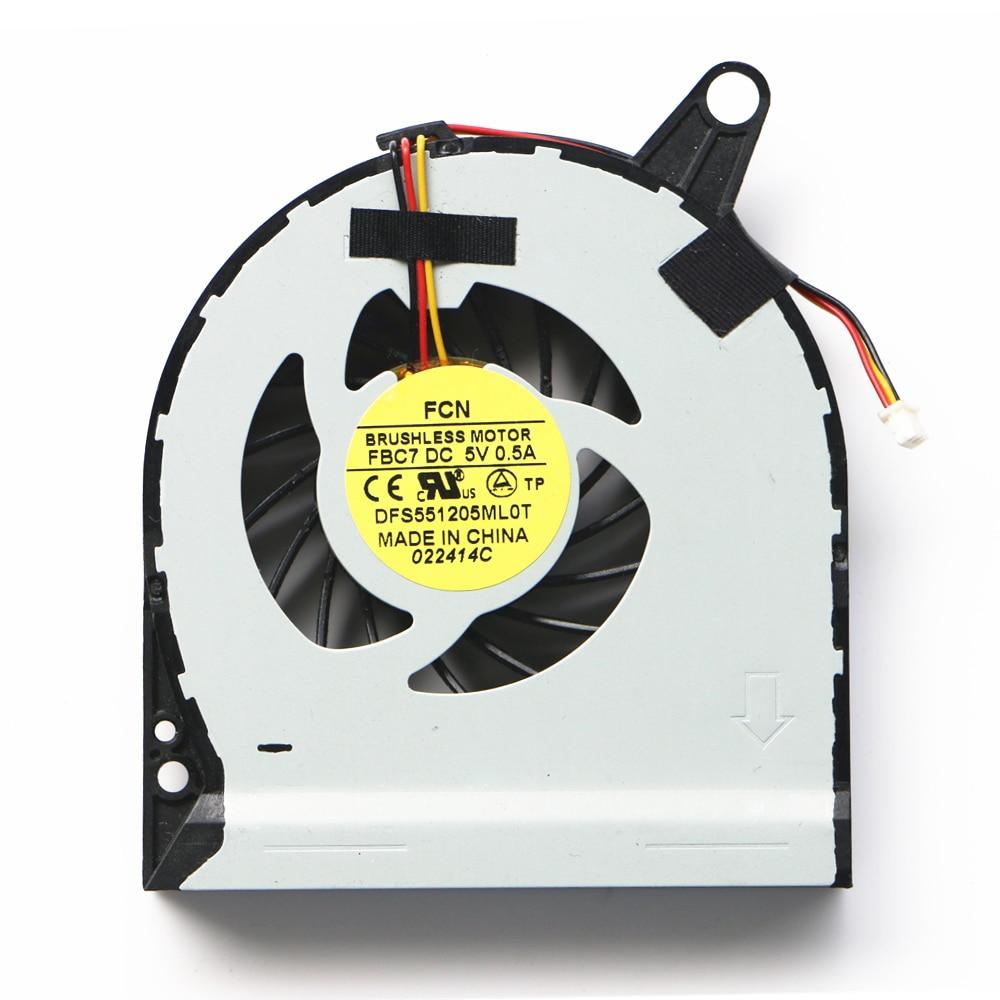 CPU Cooler Fan For Lenovo G450 G450A//M G550 G550M G455 G555 G555A Acer 4735 4935