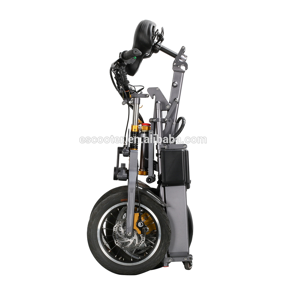 Eco-Rider new Electric Tricycle/3 Wheel Electric Bike with LED light for Adult 48V 500W