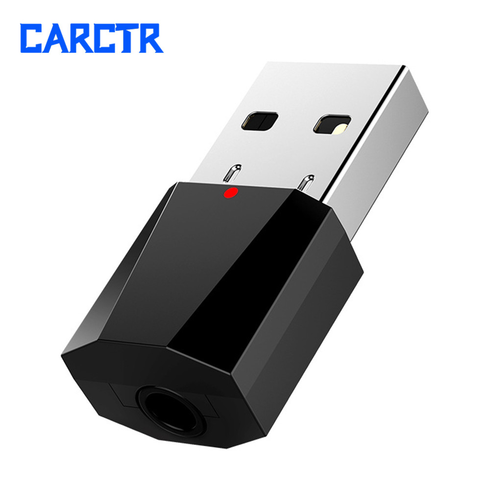 Converter Car-Kit Bluetooth-Receiver Music-Adapter Audio MP3 Stereo Wireless AUX Mini-Usb title=